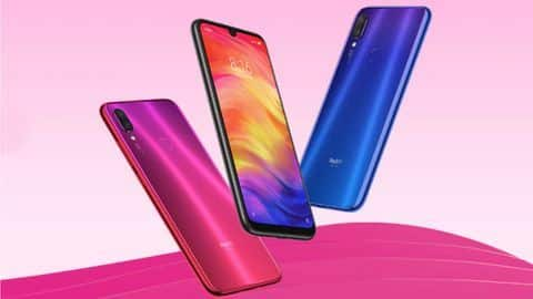 Redmi Note 7 to launch in India on February 28