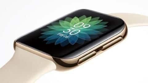 OPPO's upcoming smartwatch will be an Apple Watch clone