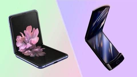 Samsung Galaxy Z Flip v/s Motorola RAZR: Which is better?