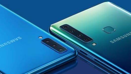 Samsung Galaxy A7, Galaxy A9 get price cuts