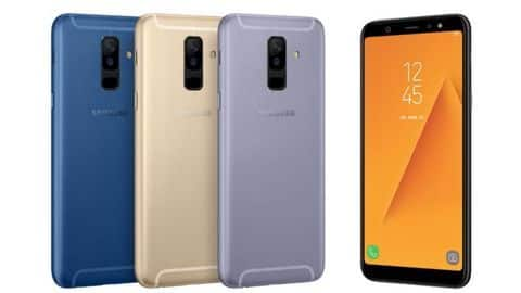 Samsung Galaxy A6, Galaxy A6+: Specs, features, launch