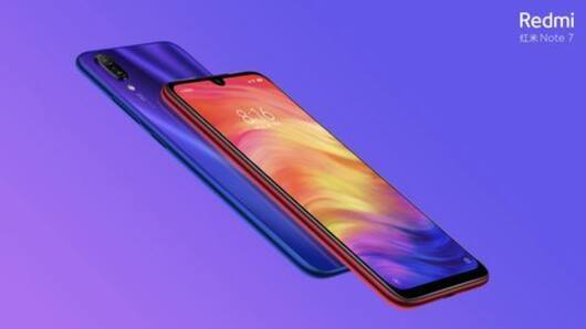 Xiaomi Redmi Note 7 launched: All details here
