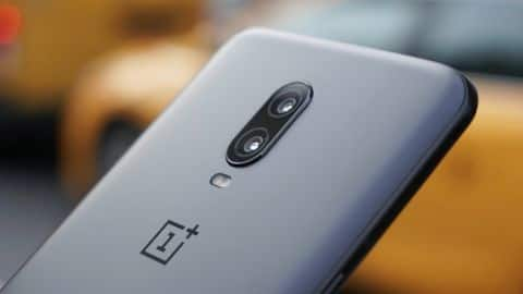 Leaked image reveals OnePlus's upcoming smartphone, could be 5G variant