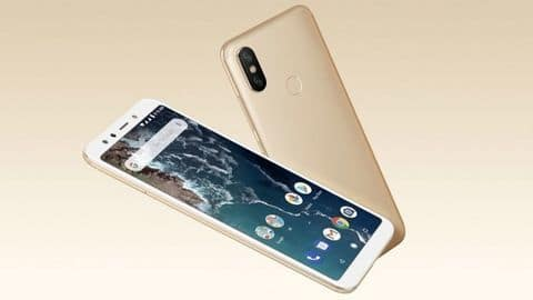 Top 3 alternatives to Xiaomi's Mi A2