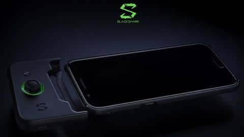 Xiaomi's Black Shark gaming smartphone could soon launch in India