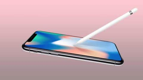 Take That, Note 9: New iPhones Will Get Apple Pencil