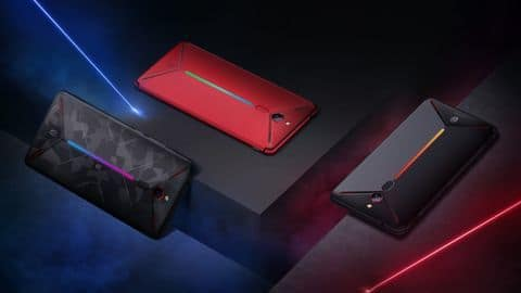 Nubia Red Magic gaming smartphone to launch on December 20