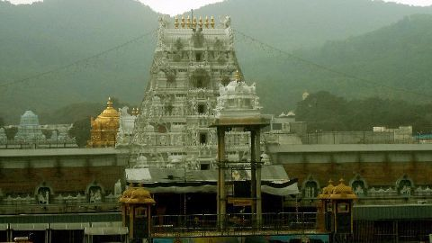 The booming temple business at Tirumala!
