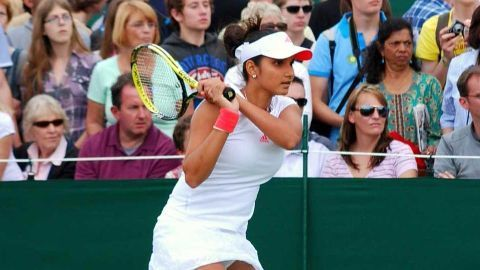 Sania Mirza and her romance with honors