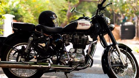 Royal Enfield becoming stronger with time!