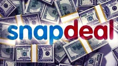 $500 million fresh funding for Snapdeal