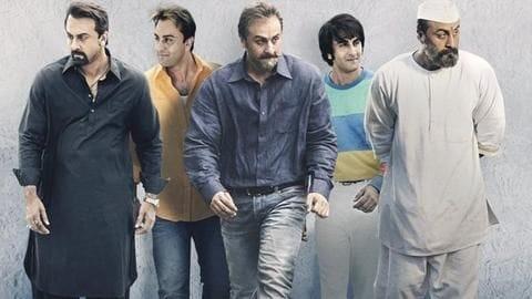 'Sanju' trailer: Ranbir's Sanjay Dutt act will leave you dumbfounded