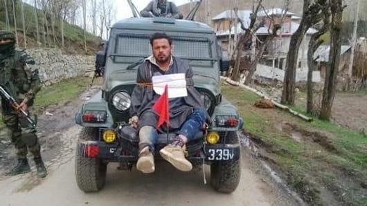 Kashmir's human shield Farooq Ahmad offered 'Bigg Boss'