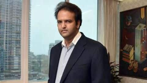 Know all about Anand Piramal, Mukesh Ambani's son-in-law