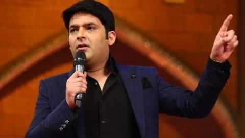 Kapil Sharma accuses journalist of extortion attempt, files complaint