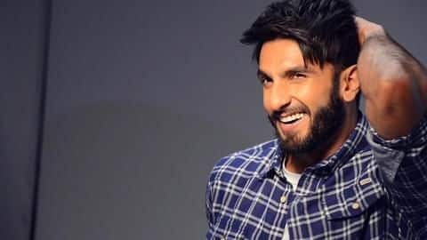 Why is birthday-boy Ranveer Singh a special talent