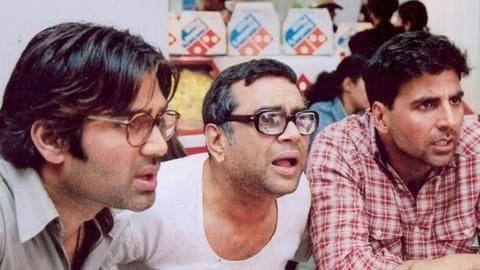 Akshay, Paresh, Suniel in talks for 'Hera Pheri 3'