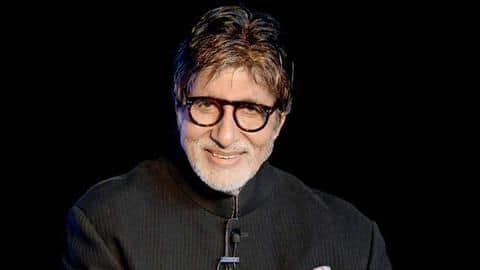 Amitabh Bachchan falls sick during 'Thugs Of Hindostan' shoot