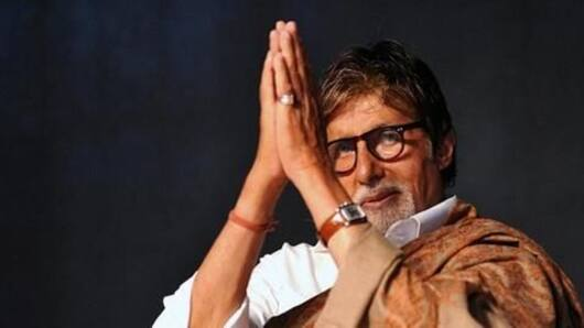 Amitabh Bachchan shares poetic update on his health