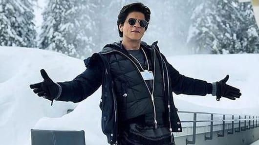 SRK finds a special fan in Sophia