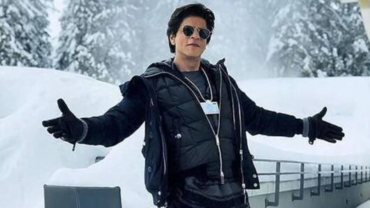 SRK finds a special fan in Sophia