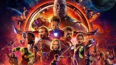'Avengers: Infinity War' tops $2 billion worldwide