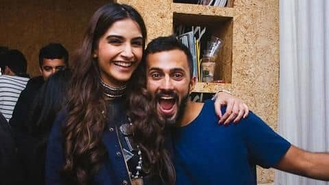 Wedding bells for Sonam Kapoor and beau Anand Ahuja