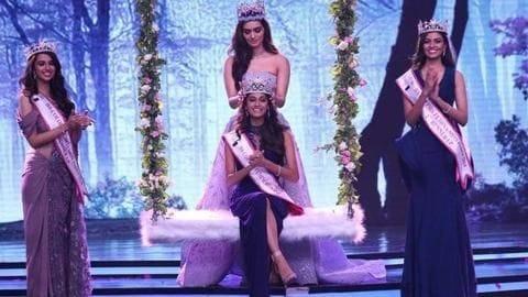 Meet Anukreethy Vas, winner of Femina Miss India 2018