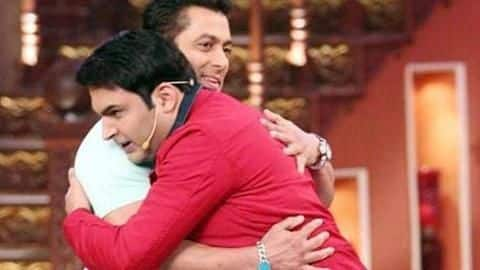 Kapil might star with Salman in his next