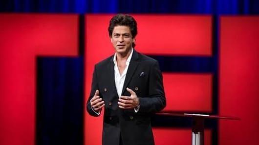 SRK to return as 'TED Talks India' host