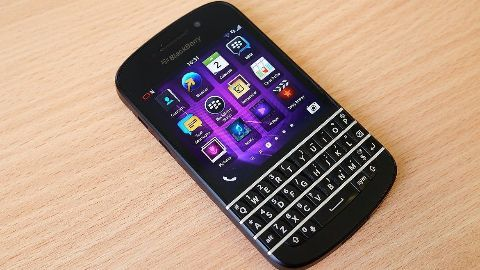 BlackBerry's tragic downfall