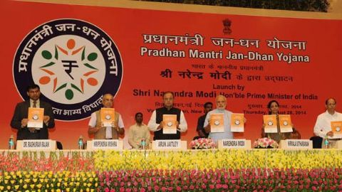 Jan Dhan Yojana completes one year; to shift focus
