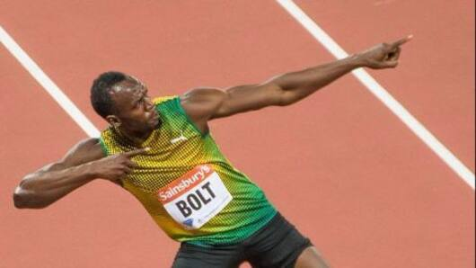 Usain Bolt: Creating history