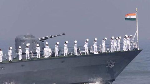 Navy makes way for women on board
