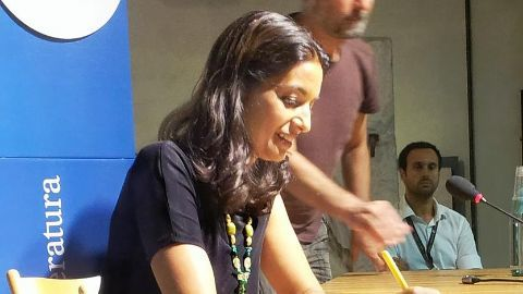 Jhumpa Lahiri- India's multi-coloured diaspora daughter!