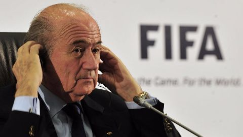 Blatter to continue as FIFA interim President
