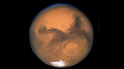 The quest for liquid water on Mars