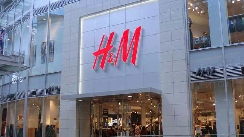 H&M now in India