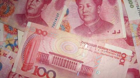 Yuan the 4th most-used payment currency