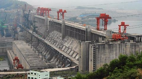 The Zangmu Hydropower Station