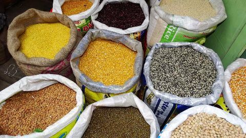 Pulses prices rise upto Rs.187/Kg