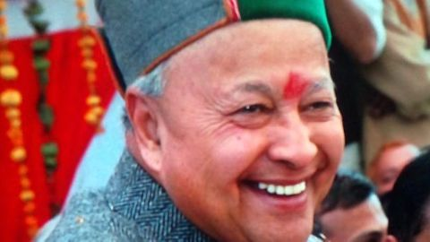 Himachal CM and asset corruption charges