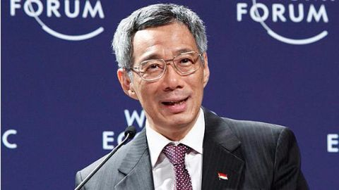 Singapore PM invited for Foundation Stone Ceremony