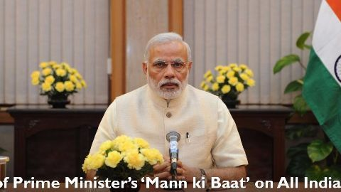 Modi's 'Mann ki Baat' connect