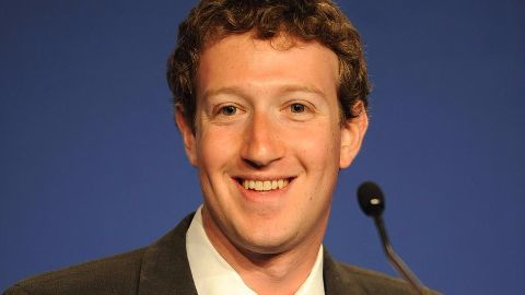 Mark Zuckerberg's townhall at IIT Delhi