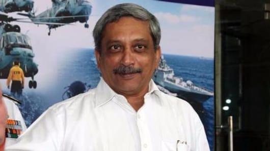 Parrikar's moves for a stronger defence