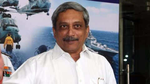 Parrikar's moves for a stronger defence