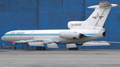 Missing Russian airliner found crashed in Egypt