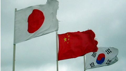 S.Korea-Japan-China end the diplomatic freeze
