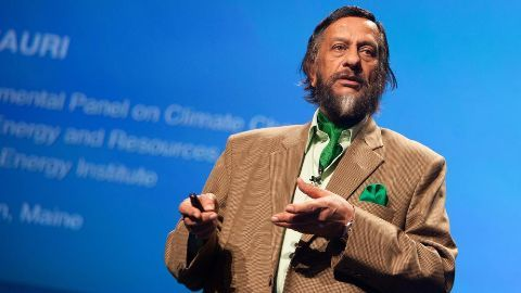 The End of Pachauri's 13 year TERI Reign